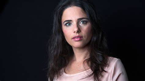 scariest politician  israel ayelet shaked