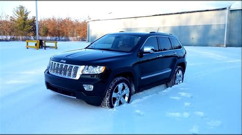 depth  jeep grand cherokee overland summit review