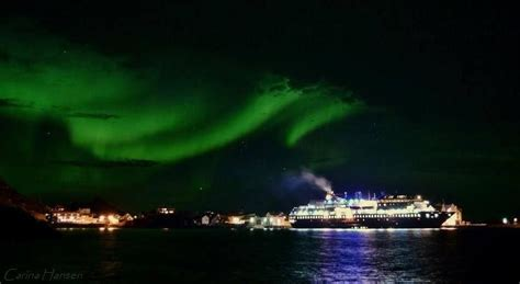 northern lights alaska cruise last chance to view the northern lights before they dim