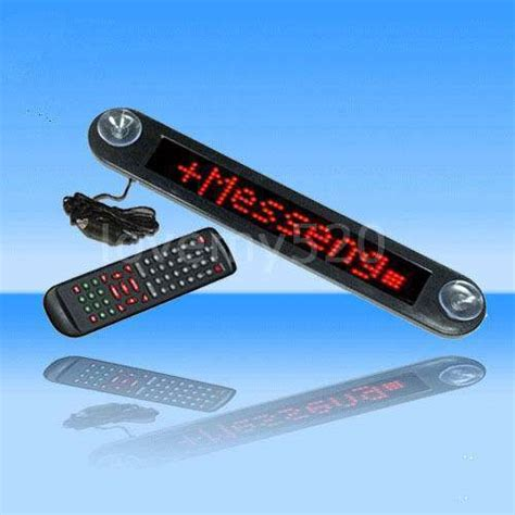 Led Display Programmable Message Digital Moving