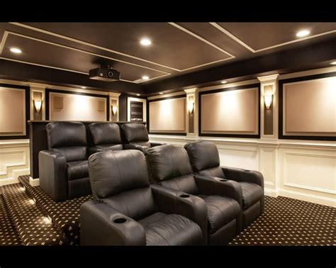 Home Theater Design And Ideas by Best 25 Home Theater Seating Ideas On