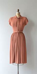 1940s vintage dresses 15 best outfits - Page 4 of 13 ...