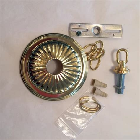 chandelier mounting kit canopy chain kit brass king s chandelier co
