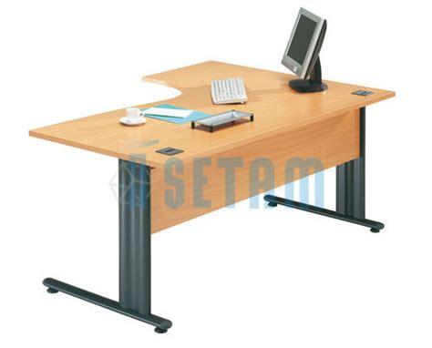 bureau avec retour pas cher bureau d angle asym 233 trique h 234 tre avec retour gauche