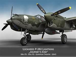 Lockheed Lockheed P-38 Lightning