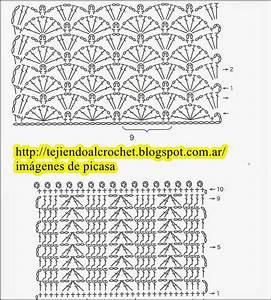 Patrones - Crochet - Ganchillo