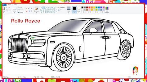 draw luxury car learn  art youtube