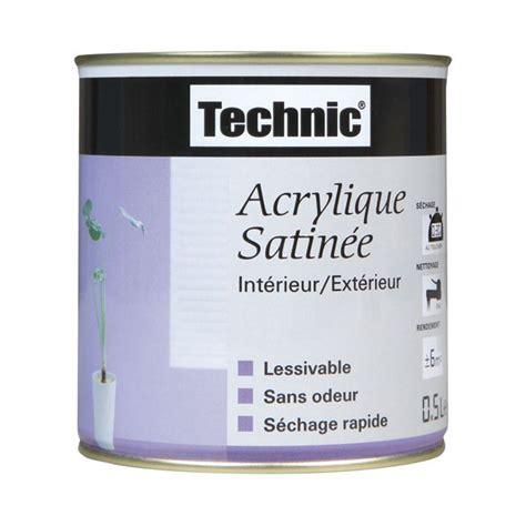 peinture acrylique satin 233 2 5l coquille oeuf 222971 technic