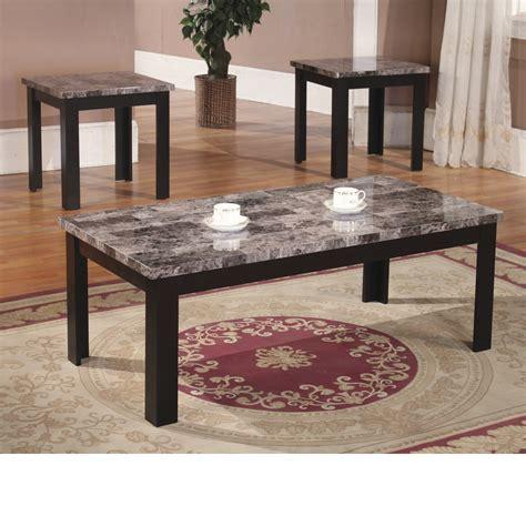 Black friday is back with huge savings on spring home goods! Home Source Black Marble Coffee Table Set - Walmart.com - Walmart.com