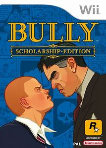 tacchi who?: BULLY Scholarship Edition (Video Game)