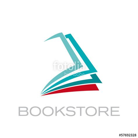 quot vector logo book quot stock image and royalty free vector files on fotolia com pic 57692328