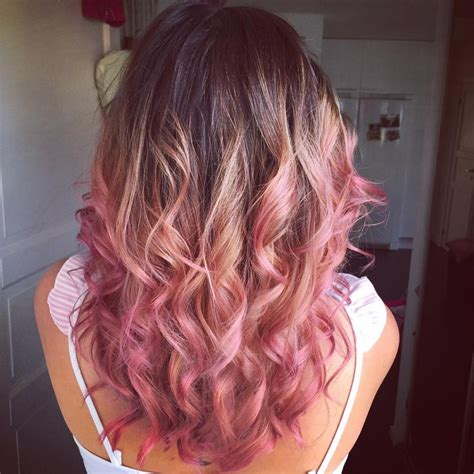 Top 25 Hottest Blonde To Pink Ombré Hair Colors Hair