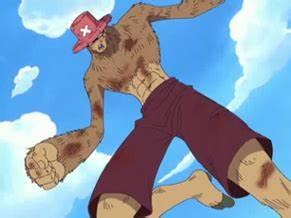 Expressi Dunia: About One Piece-part 9-Tony Tony Chopper