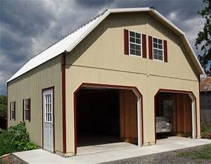 amish storage sheds shed kits from alan39s factory outlet With amish garage kits