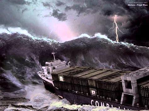 Barco En Una Tormenta Dibujo by Barcos Y La Mar Youtube
