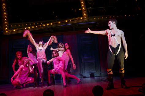 Splendid production of 'Cabaret' finishes at Saenger ...