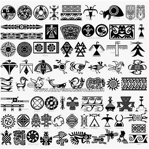 Collection of Native American designs | symbolism ...