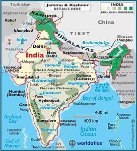 Which country has the greatest share of the Himalayas (out ...