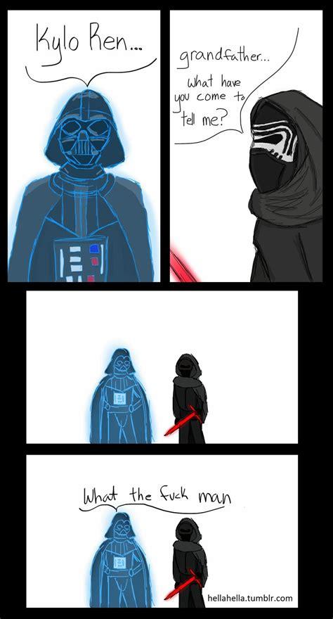 hellahella | Star wars humor, Star wars jokes, Star wars memes