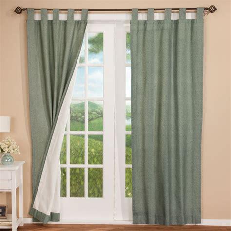 Energy Saving Tab Top Curtains   Energy Saving Curtains