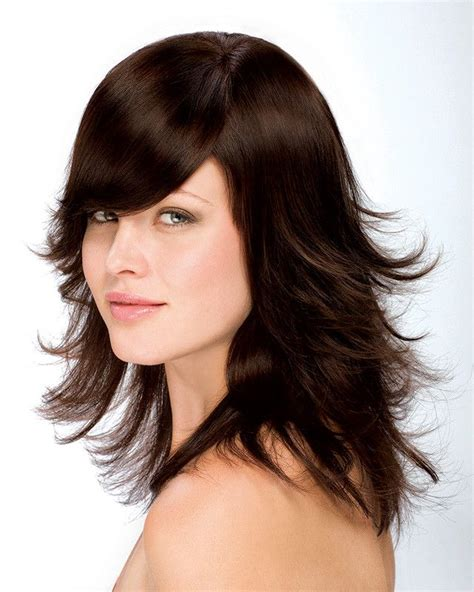 Really Brown Hair Dye by 17 Best Ideas About Medium Hairstyles On