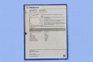 Medtronic Vascular Adsr01 Medtronic Adapta Single