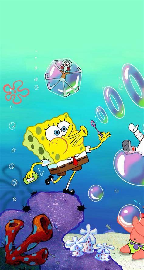 the 25 best spongebob iphone wallpaper ideas on