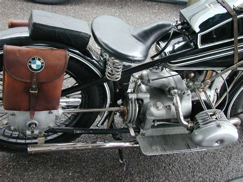 Bmw R37 Motorcycle