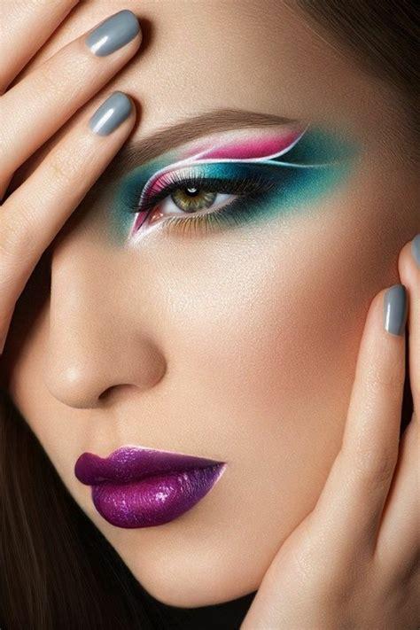 photo de maquillage le meilleur maquillage artistique dans 43 images