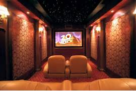 Home Theater Designs by 35 Modern Media Room Designs That Will Blow You Away
