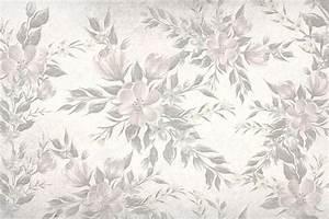 Floral wallpaper designs for livingroom and bedroom using ...