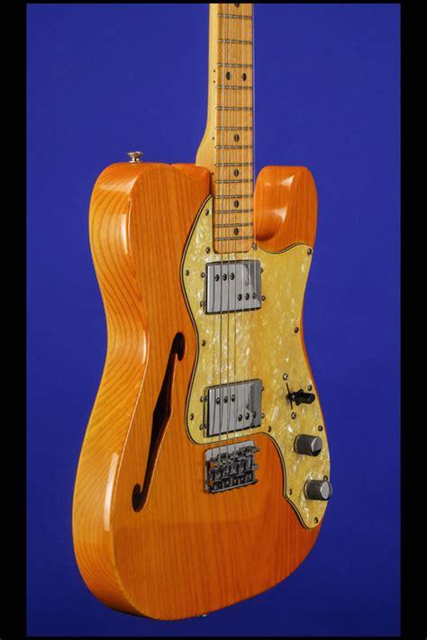 telecaster thinline guitars fretted americana
