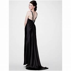 Long Black Dresses For Women
