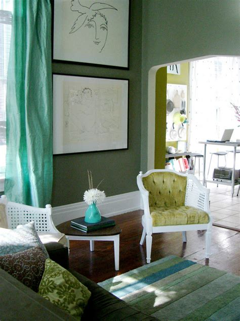 cool green living room design ideas interiorholic