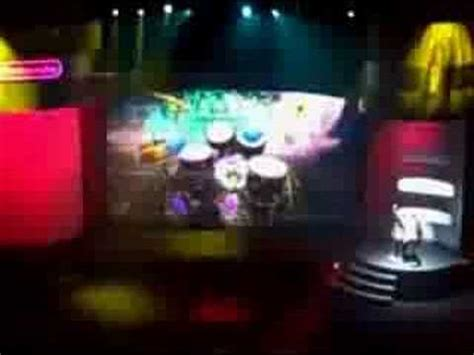 Nintendo E3 2008 Press Conference - Wii Music Drums - YouTube