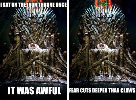 grumpy cat claims  iron throne  sxsw designtaxicom