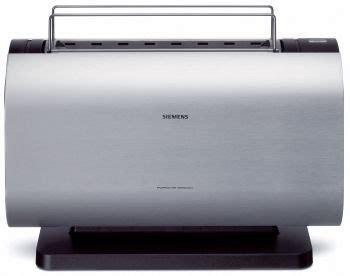 siemens toaster porsche design new siemens tt911p2 toaster by porsche design