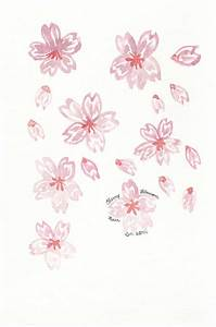 Cherry Blossom Rain by LovelyLadyGray on DeviantArt