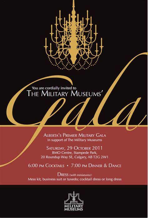 gala invitations template modele invitation carte