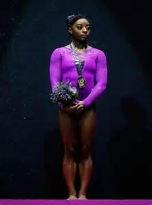 Artistic Gymnastics Simone Biles