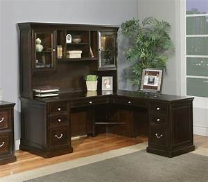 Home Office Gorgeous Home Furniture Idea With Dark Brown