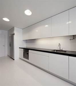 25 best ideas about modern white kitchens on pinterest With kitchen cabinet trends 2018 combined with 3d framed wall art