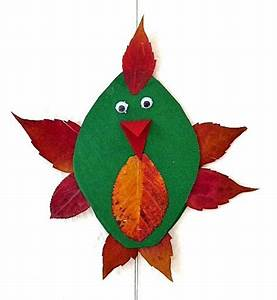 Aus Blättern Basteln : bild 9 herbstdeko basteln lustiger vogel aus bl ttern ~ Lizthompson.info Haus und Dekorationen