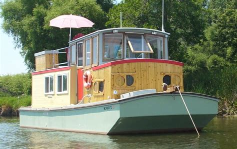 Houseboat Build by Building A Houseboat Build A Houseboat