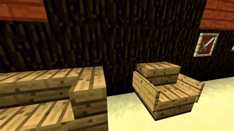 minecraft building tips furniture youtube