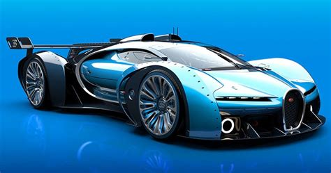 Are Bugattis In The Us by Artist Tries To Improve Upon Bugatti S Vision Gt Concept