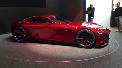 mazda rx vision rotary sports car concept geneva motor