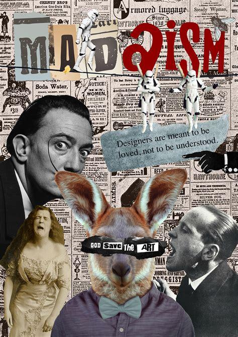 MADAISM - Dada Poster on Behance