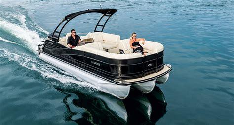 Awesome Tritoon Boats by Harris Grand Mariner Sel 250 Pontoon Boat Sterndrive I O