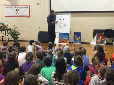elementary peterborough event celebration library gurney john